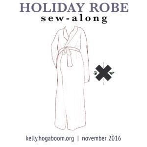 Holiday Robe Sew-Along