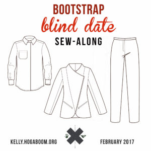 Bootstrap Blind Date Sew-Along