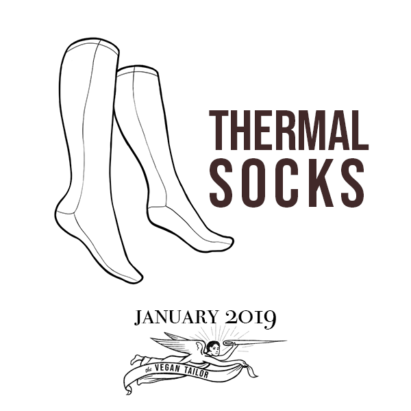 Seams Legit, Thermal Socks